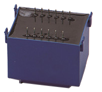 Waterproof low frequency transformer
