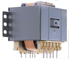 Low frequency transformer for common UPS