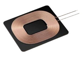 Wireless charging coil