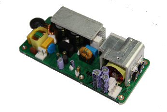 Single output power amplifier with large power output